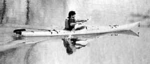 Tim Mattson Kayaker